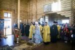 Освящение Никольского храма (04.10.15)